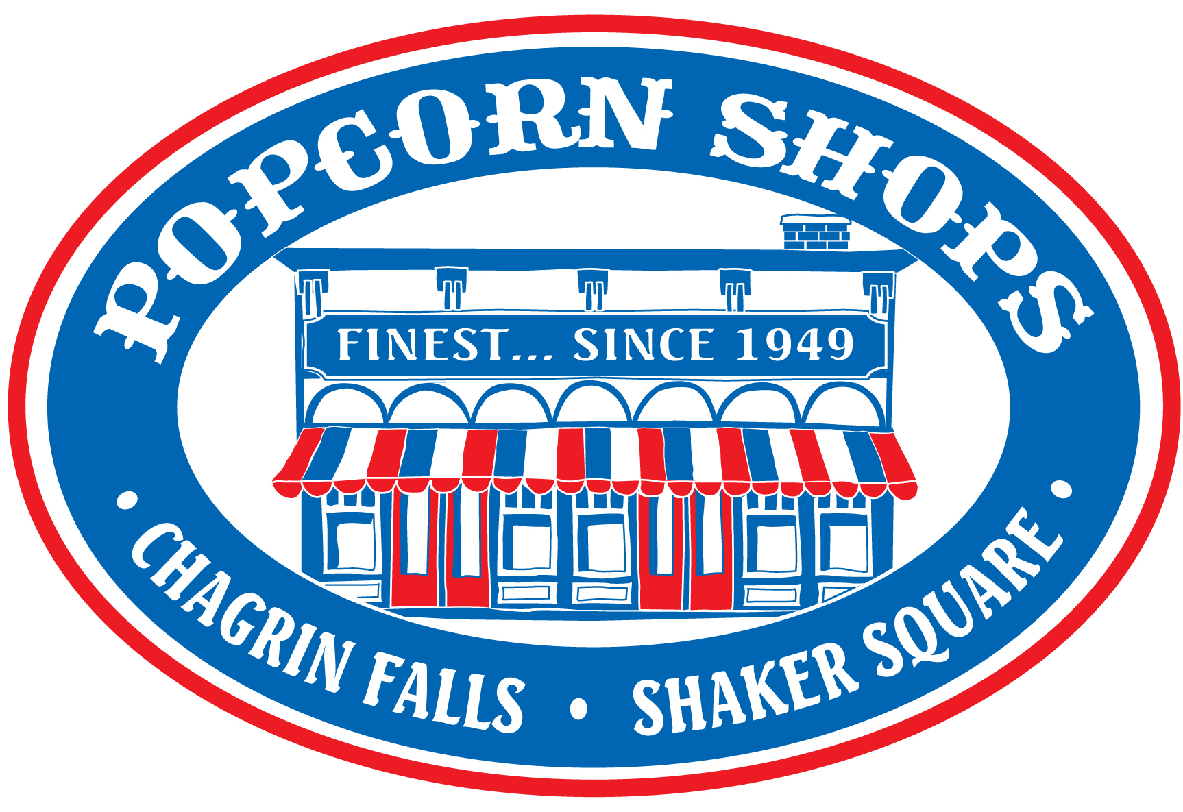 Popcorn Shops logo