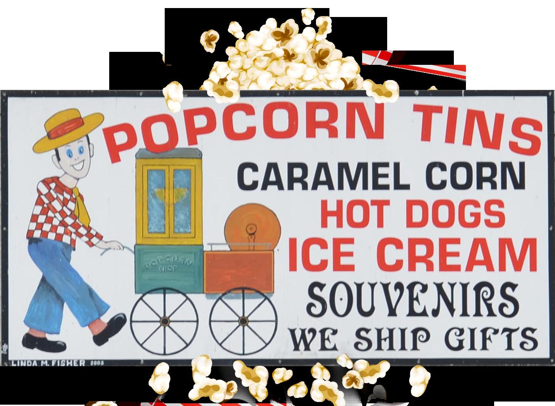 popcorntins